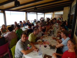 2015 09 16 IAH MT2 at Lake Bracciano