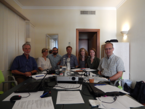 2015 09 20 HJ team meeting