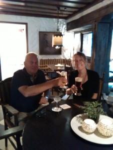 Pa en Fran in Gildenhaus