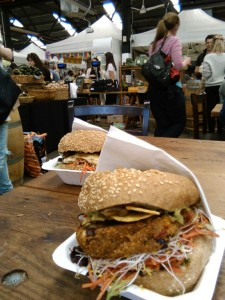003 Burgers at the market shed