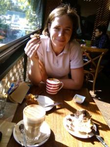 003 Karla met muffin