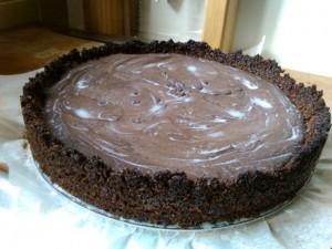 020 Chocolade cake